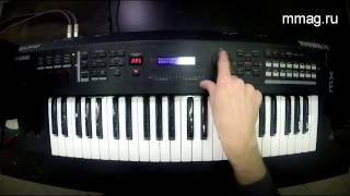 Yamaha MX 49 - цифровой синтезатор