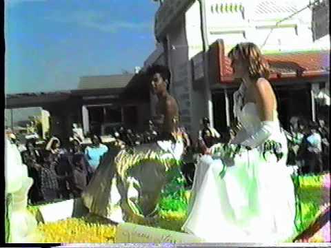 Bay City Tx (3/3)Rice Festival Parade  1986