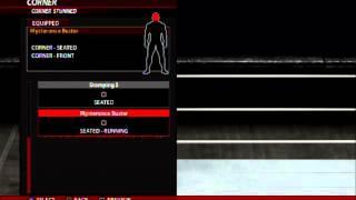 WWE 2K16 REY MYSTERIO MOVESET(XBOX 360/PS3)
