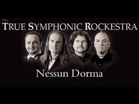 Nessun Dorma - True Symphonic Rockestra