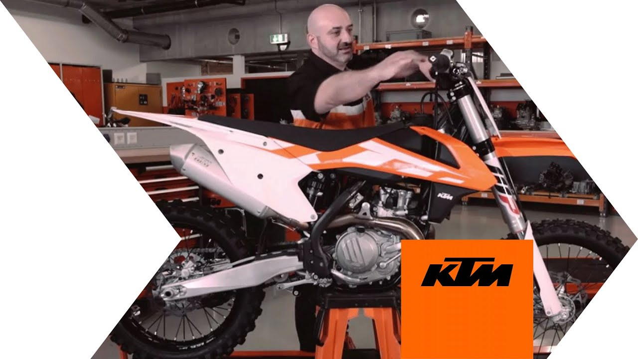 TechTalk: How to cold-start your KTM SX MY16   KTM