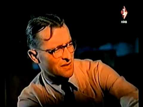 Bert Haanstra - Glas (1958)