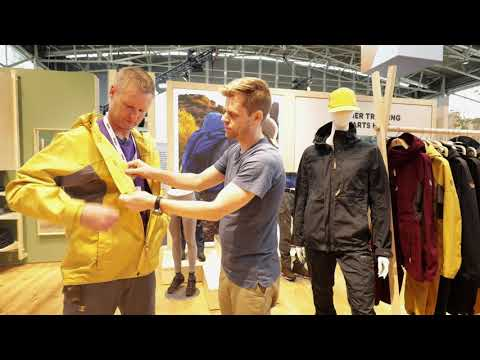 Fjallraven - Kaipak Jacket and Trousers