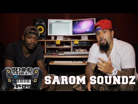 HHS1987 presents Behind The Beats with Sarom Soundz
