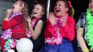 видео Гавайская вечеринка для ребенка: сценарий