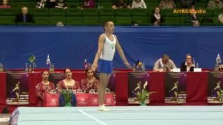 CHEPURNYY Nazar (Чепурний Назар) (UKR) FX 2017 Stella Zakharova Cup - Finals Men