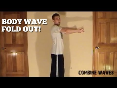 BEST Dance TUTORIAL Lesson: BODY WAVE