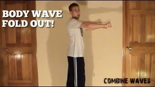 BEST dance TUTORIAL lesson: BODY WAVE