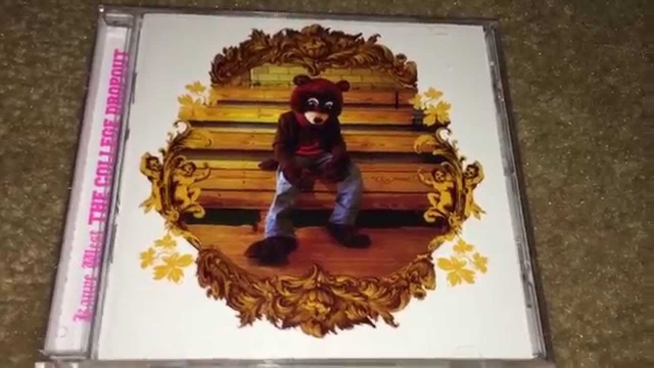 Kanye west the college dropout album