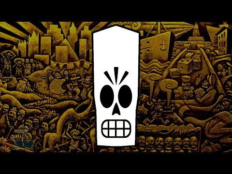 Grim Fandango Part 1 | Point And Click Game Let's Play | PC Gameplay Walkthrough