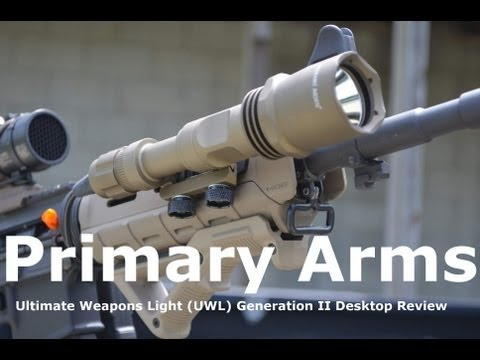 Primary Arms Ultimate Weapons Light (UWL) Gen II