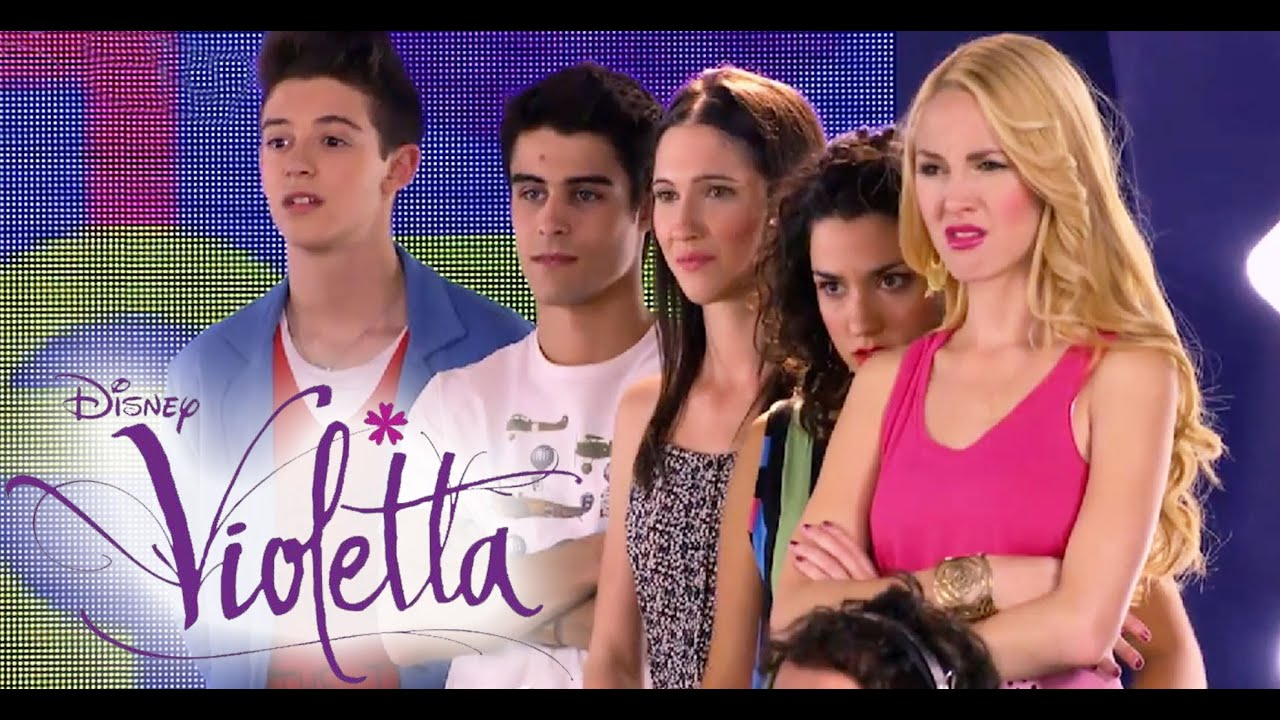 violetta folge 61 immer mo fr im disney channel youtube. Black Bedroom Furniture Sets. Home Design Ideas