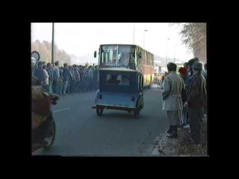Grenzöffnung 1989 Bergen - Salzwedel