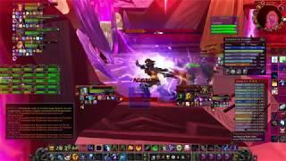 Exodus Vs. Kael'Thas Sunstrider [Warmane (Outland) - Alliance]