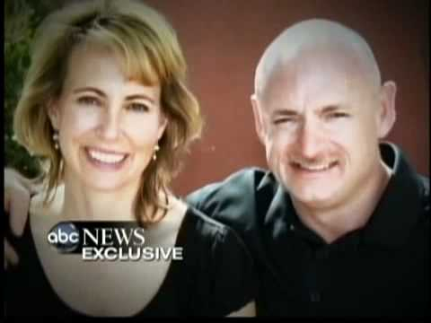 Mark Kelly speaks for the 1st time since his wife's ...