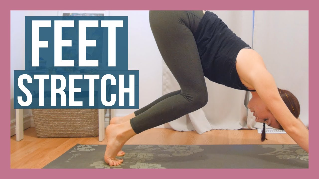 31 minute Yoga Feet Stretches - Yoga for Your Feet