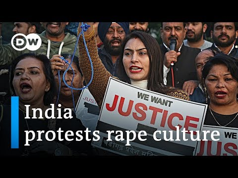 Uproar In India After Alleged Gang Rape | DW News