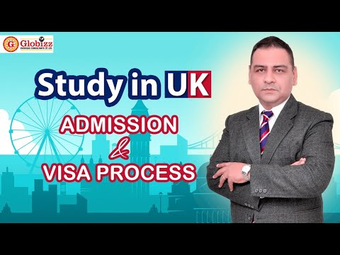 Study in UK (Admission & Visa Process)