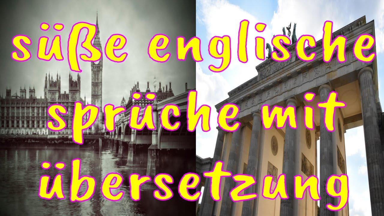 traurige sprüche englisch mit übersetzung süße englische sprüche mit übersetzung 👌   YouTube traurige sprüche englisch mit übersetzung