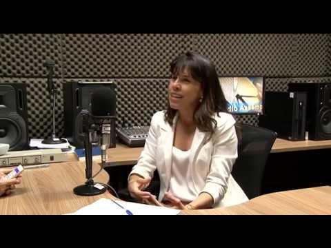 Entrevista Vivian Crudo Programa Rádio Assembleia - 19 de outubro de 2018