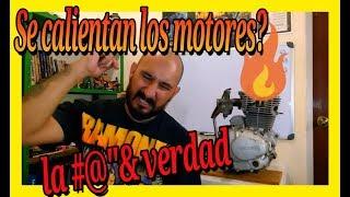Baixar Se calienta el motor de la moto en viajes largos? Por fin la verdad!