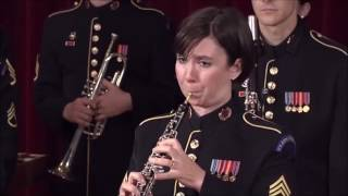 United States Army Field Band: Oboe