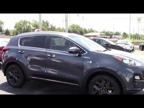 2020 Kia Sportage S - New SUV For Sale - Medina, Ohio