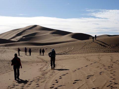 Erg Chegaga, Morocco