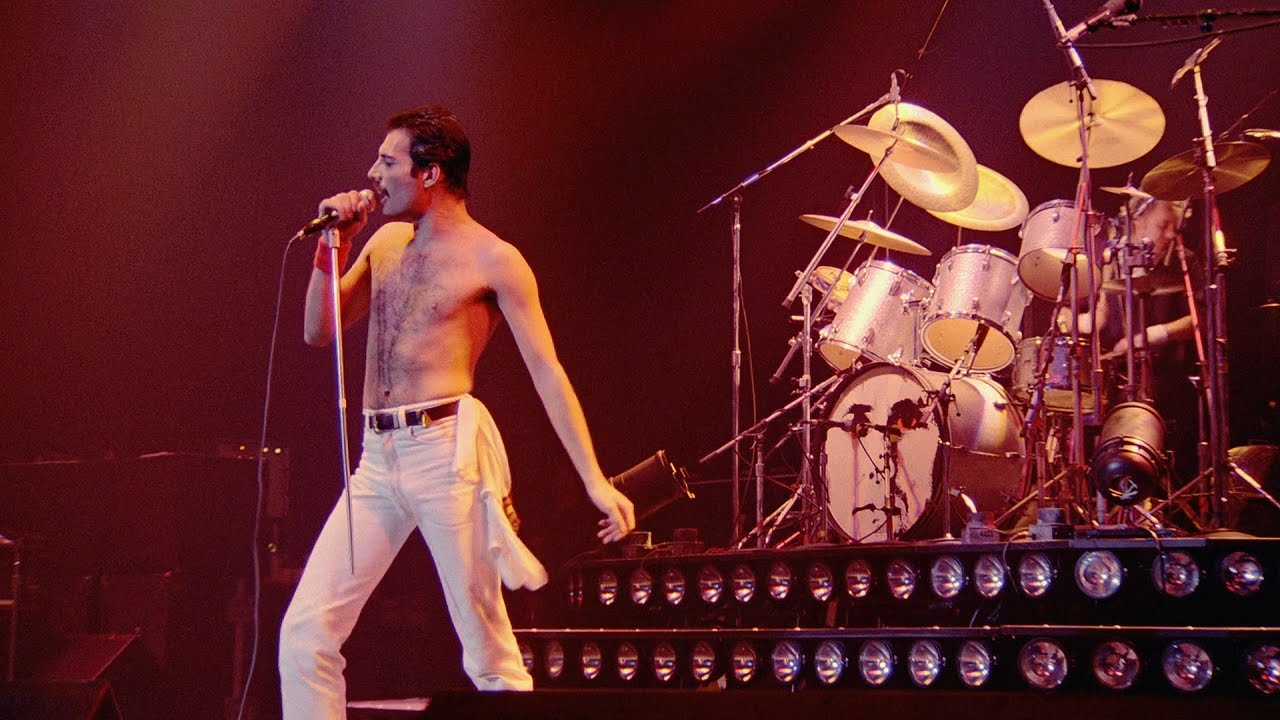 Queen - Under Pressure - Montreal 1981 (Semi-Acapella)