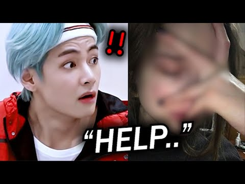 BTS Taehyung Saved ARMY's Grandfather? His Decision In An Urgent Moment