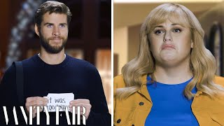 Rebel Wilson Recreates Rom-Coms with Liam Hemsworth and Adam Devine | Vanity Fair