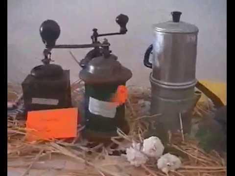 mostra oggetti antichi youtube