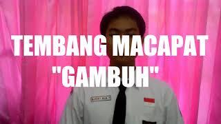 LAGU JAWA !!! TEMBANG MACAPAT SEKAR GAMBUH - RIZKY PAHLEVI