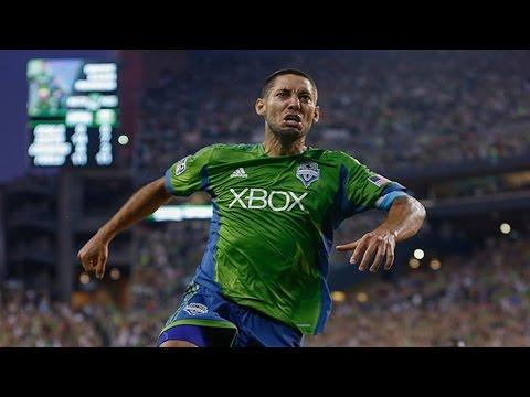 Clint Dempsey - All Goals Playing for Seattle Sounders HD