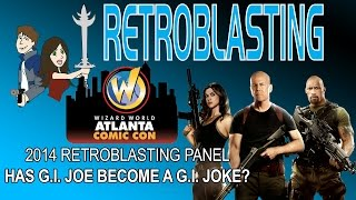 Has G.I. Joe Become a G.I. Joke? Wizard World ATL 2014 Panel