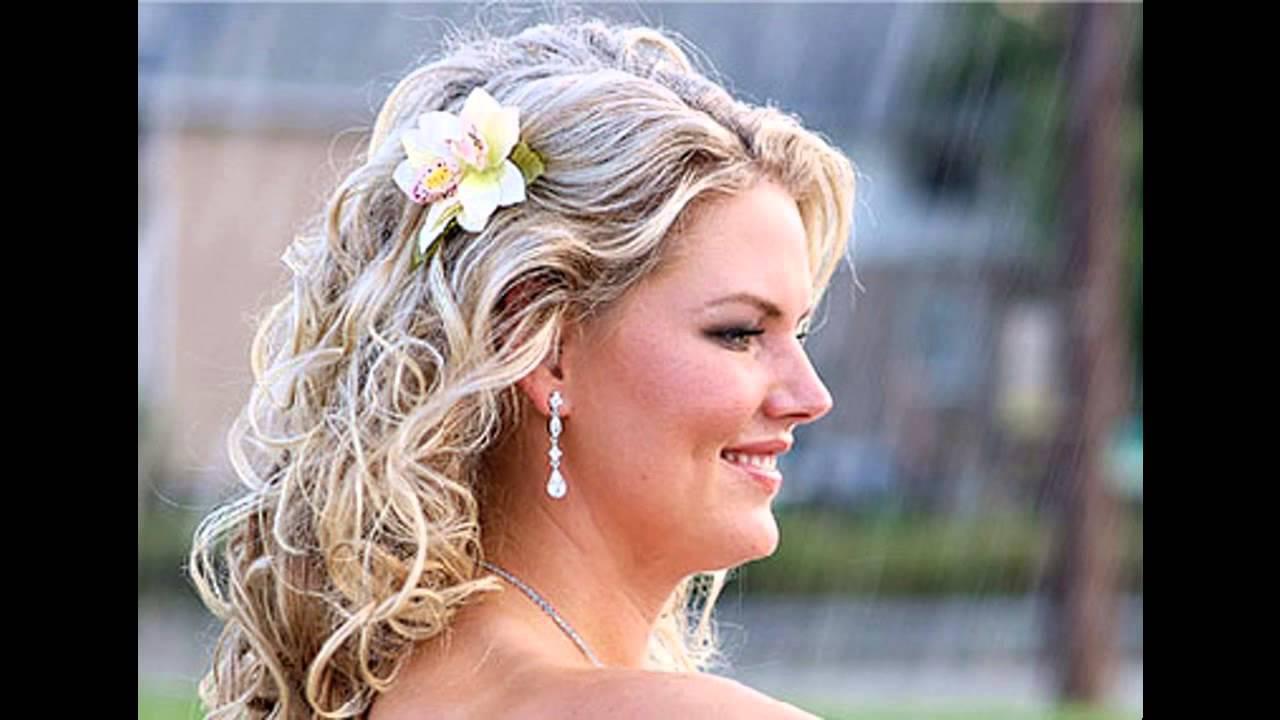 Beach wedding hair ideas - YouTube