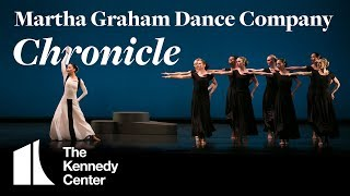 Chronicle | Martha Graham Dance Company: The EVE Project | Mar. 5-7, 2020