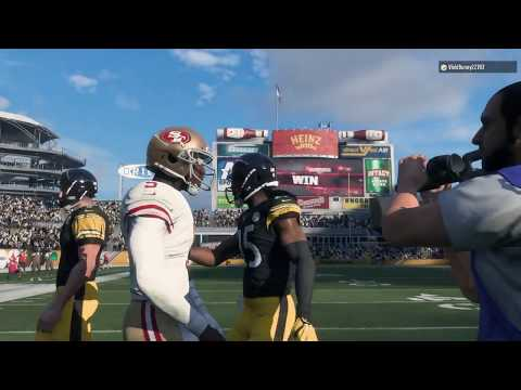 THE GREATEST IN MADDEN HISTORY!!! Madden 18 Ultimate Team play