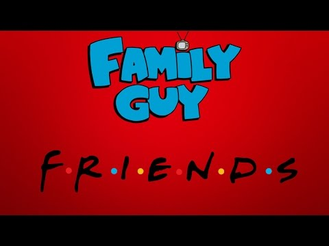 Friends References in Family Guy