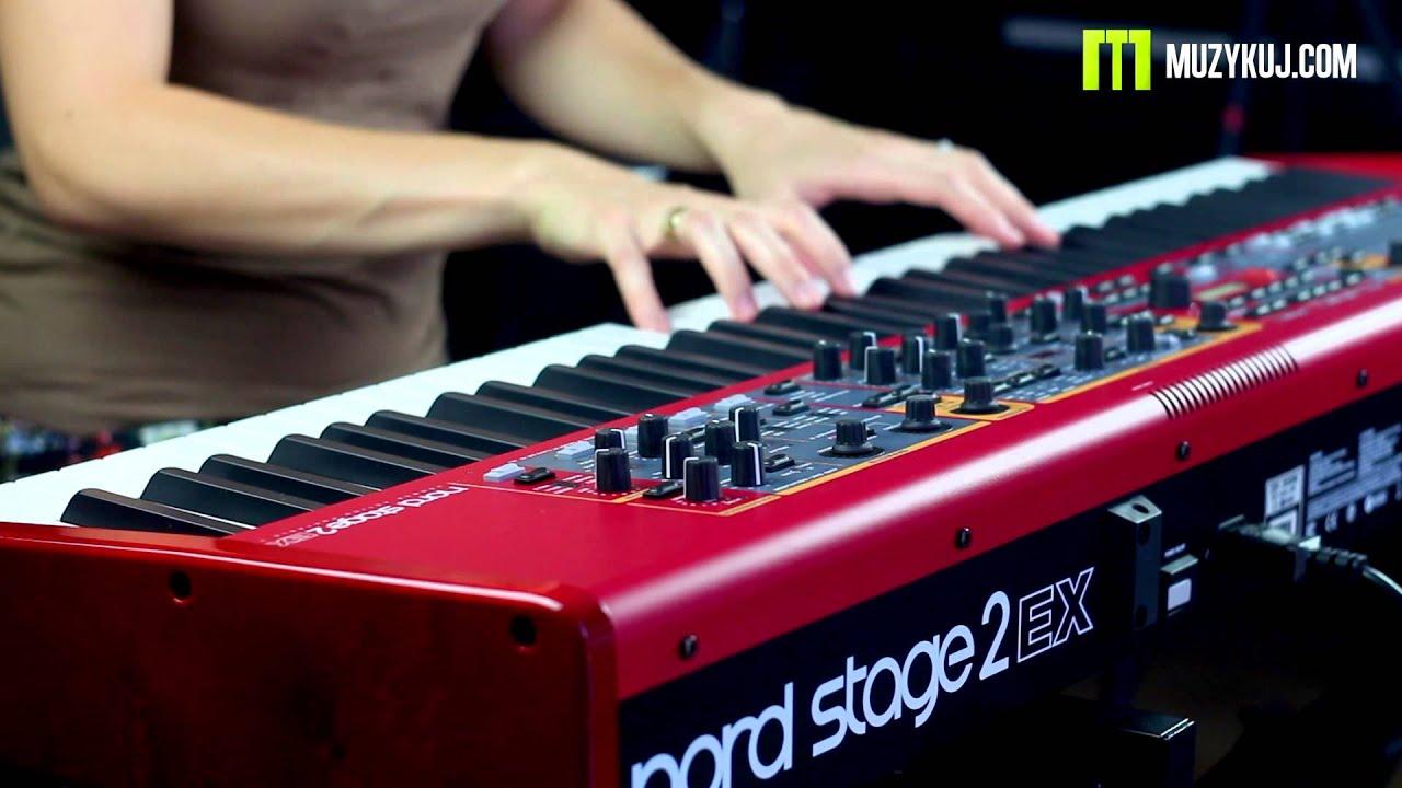 Nord stage 2 ex classical music piano youtube for Garage aggiunta piani 2 piani