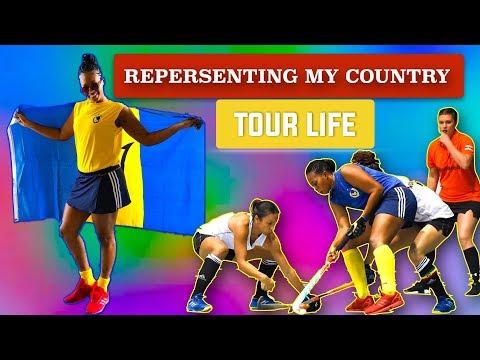 Guyana Hockey Tour #IPAC2017 Travel Vlog Part2