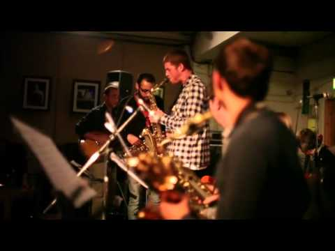 The Overground collective - Append'City -Live at t...