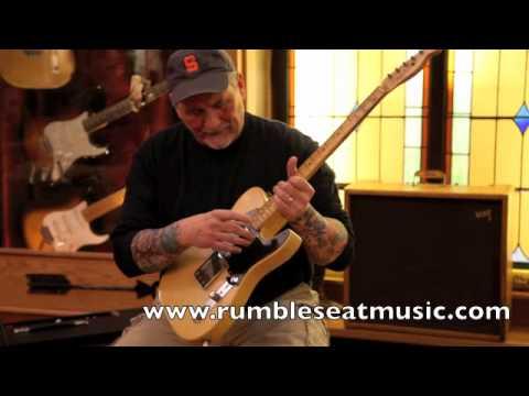 Rumble Seat Music - 1951 Fender Nocaster