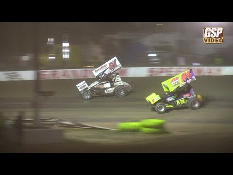 All Star Sprints - 8/17/2017 - Grandview Speedway