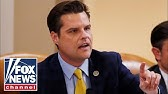 Gaetz explodes at impeachment witnesses: You don't get to interrupt me