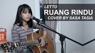 RUANG RINDU - LETTO COVER BY SASA TASIA