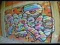 graffiti - rake - candy piece
