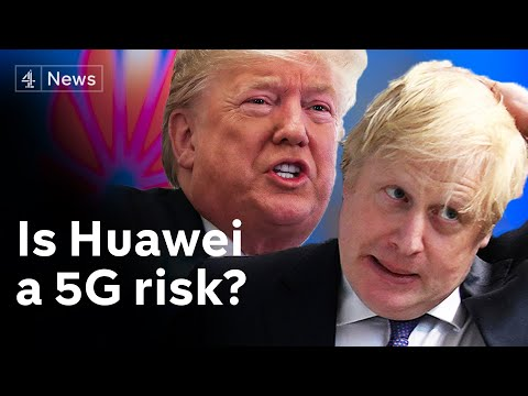 Is Huawei 5G a national security risk? UK approves limited role for network