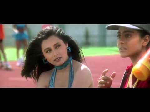 Kuch Kuch Hota Hai scene