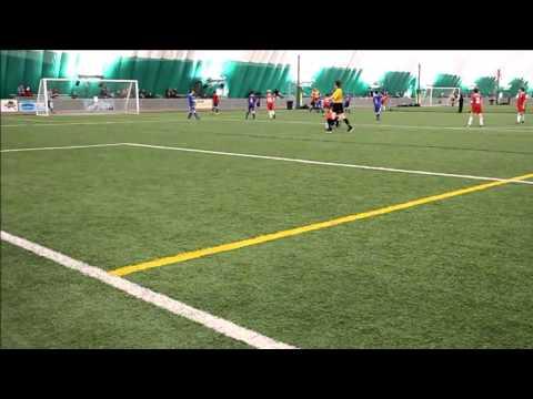 Full game: Cook Inlet S.C. Velocity v Chugiak S.C. Lightning - 1:1